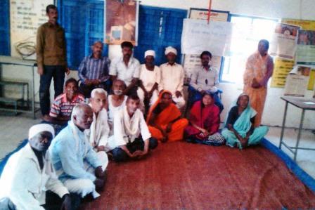 भोगीतेढ़ा में मनाया हितग्राही सम्मेलन