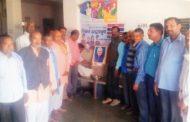 सेहरा में अटल बिहारी बाजपेयी का जन्म दिवस मनाया
