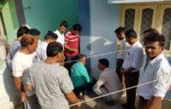 नल लिकेज, स्वयंसेवकों प्लम्बर को लेकर पहुंचे, नल दुरूस्त कर चार्ज मकान मालिकों से लिया