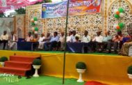 कुर्मी समाज क्षत्रिय समाज ने मनाई सरदार वल्लभ भाई जयंती,  निकली भव्य शोभा यात्रा