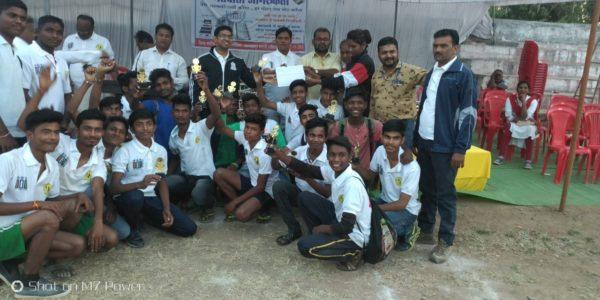 श्री विनायकम् स्कूल के खिलाड़ियों  ने बाजी मारी