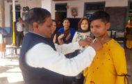 देवास में प्रियंका ने जीता स्वर्ण पदक