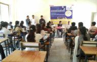 जिला युवा संसद की तैयारी प्रारंभ,  युवा कर रहे राष्ट्रीय मुद्दों पर परिचर्चा