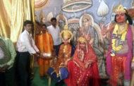 मारा गया लंकेश, श्रीराम का हुआ रा'याभिषेक,  रामलीला ने दी शिक्षा, अंहकार किसी का नहीं टिक सकता:राठौर