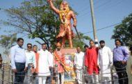 क्षत्रिय मराठा समाज ने मनाई धूमधाम से शिवाजी जयंती,  निकाली शोभायात्रा