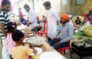 हजारों श्रद्धांलुओं ने की भोजन प्रसादी ग्रहण