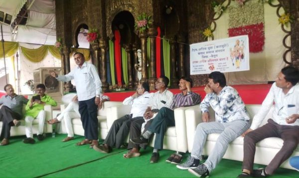 युवा कलचुरी कलार समाज बैतूल की बैठक संपन्न ,भगवान सहस्त्र बाहु पर बनेगी टेलीफिल्म, प्रतिमा स्थापना, होगा सामूहिक विवाह समारोह